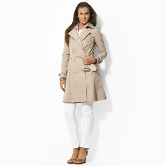 Tanger Outlets_Khaki Trench