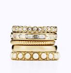 Gold Bracelets_Ann Taylor