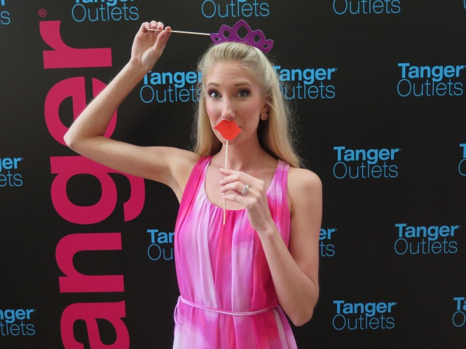 Tanger Outlets Savannah_Selfie 2